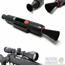 Rifle Scope Lens Cleaning Pen Brush for Gun Sight Airsoft ACOG T1 Red Dot M2 UK