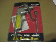 CENTRAL PNEUMATIC 42939 AIR BLOW GUN (AA2810-3)