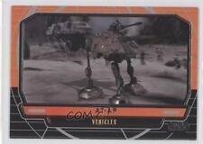 2012 Topps Star Wars Galactic Files #264 AT-AP Non-Sports Card 1i3