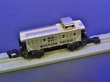 Vintage Micro Machines Western Pacific Caboose