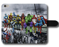 Marvel Funny Cool Hulk Deadpool Wolverine Phone Case Cover