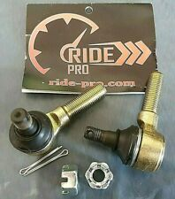 RAPTOR 660 TIE ROD END KIT LEFT RIGHT RIDE PRO UPGRADE REBUILD TRACK BALL JOINT