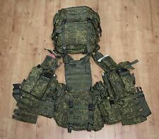 Russian Ratink 6Sh117 tactical MOLLE vest (FULL KIT!)