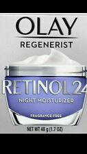 Olay regenerist retinol 24 Night moisturizer VITAMIN B3 RETINOL.NEW BOX RECEIPT!