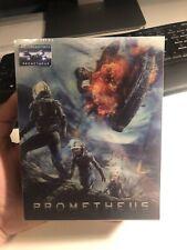 PROMETHEUS [3D + 2D] Blu-ray WEA STEELBOOK [FILMARENA] DBL LENTI. 3D FS  XL READ