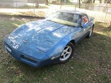1985 Chevrolet Corvette Blue