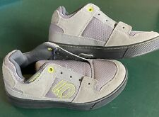 FIVE TEN Kids  FREERIDER  SHOES Gray Mountain Bike Sz 2.0