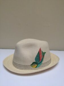 carlos santana hat,hand crafted,made in mexico