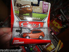 CORA COPPER DISNEY PIXAR CARS VEHICLE, NEVER OPENED