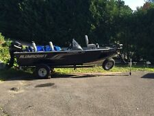 16 Foot 2013 ALUMACRAFT FISHERMAN 160 Boat For Sale
