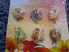 Disney TINKER BELL * LOST TREASURE * 6 Pin Booster Set