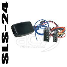 Sony autoradio volante adaptador saab 9-3 9-5 hasta 2007 ISO radio conector Interface