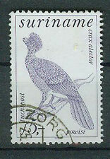 Suriname Briefmarken 1979 Vögel Mi 853