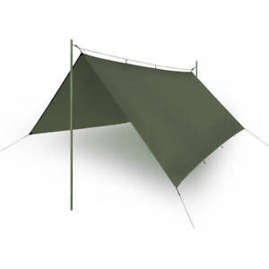 Helikon-Tex Supertarp - Olive Green - Tarp Bashra Outdoor Plane Ripstop