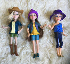 3 Pc Lot Liv Doll Happy Meal Toys
