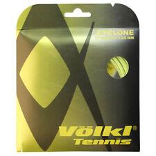 Volkl Cyclone 17G Neon Yellow Tennis String (   Neon Yellow )