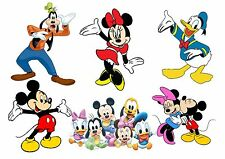 MICKEY AND FRIENDS A3 REPOSITIONAL FABRIC POSTER 1