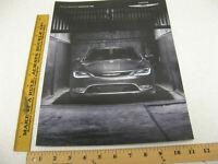 2015 15 Chrysler Dealer XL Brochure 200 LX 200C 200 LIMITED 200S 66 PGS BR116