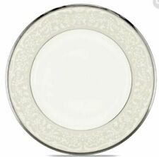 Noritake Silver Palace Dinner Plate Bone China Japan 4773