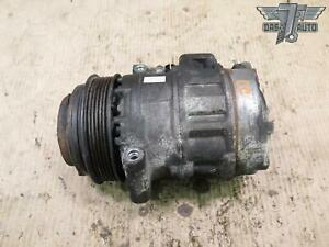 04-08 CHRYSLER CROSSFIRE 3.2L A/C AIR CONDITION COMPRESSOR 0002342911 OEM