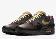 NIKE AIR MAX 1 PREMIUM FADE ANTHRACITE/PRO PURPLE/ELEMENT Sz 10 Free Shipping