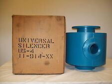 UNIVERSAL SILENCER U5-4,  11-914-XX