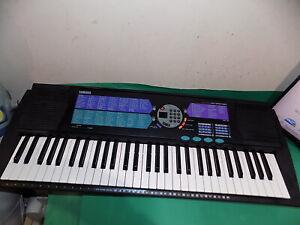 YAMAHA Full Size Key Electronic Keyboard Synthesizer PSR-185 - 61 Keys Quality