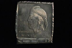 H. Alvin Sharpe .999 Fine Silver Art Bar 97 Grams, 3.12 Troy Ounces