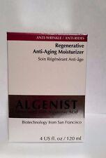 Algenist Regenerative Anti-Aging Moisturizer Deluxe Size 4 oz Nib!