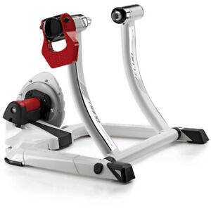 Elite Qubo Bicycle Cycle Bike Power Fluid Trainer White
