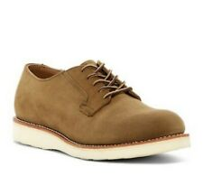 RED WING SHOES 3104 Postman Oxford Olive Mohave suede S 11.5D USA 10.5 UK 45 EU