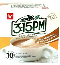 SC 3:15 Pm Roasted Milk Tea 10 Bags x 20 g ( Pack of 12 )