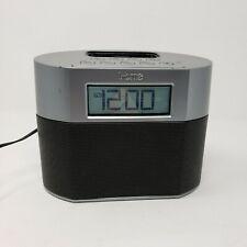 iHome iP23 iPod Dock Alarm Clock Radio with Power Adapter