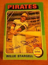 1975 TOPPS #100 Willie Stargell Pittsburg Pirates HOF vg