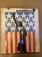 Scott's National Postage Stamp Album