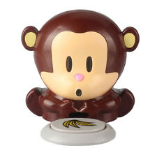 Cute Mini Monkey Hand Nail Art Tips quick blow Polish Dryer Blower Manicure Care