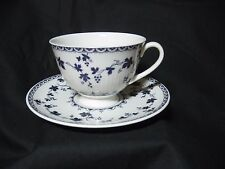 Royal Doulton Yorktown Footed cup and saucer set MINT cond MORE in store