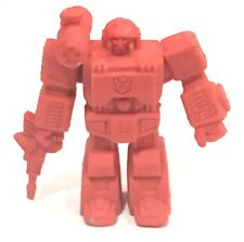 G1 Transformers Red Perceptor Decoy Vintage