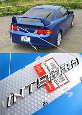 Hola, Oem INTEGRA Rear Trunk Chrome Plated Emblem RSX DC5 ACURA OEM Jdm GENUINE