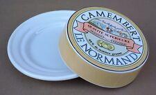 Boite à camembert porcelaine boite ESIA plateau à fromages déco table cuisine