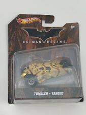 Hot Wheels 2011 - BATMAN - DIECAST - BATMAN BEGINS - TUMBLER -