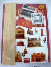 Del Prado Puppenhaus rote Serie Heft 103 / NEU / OVP / Maßstab 1:12 / Spielhaus