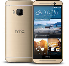 HTC  One M9 - 32 GB - Gold on Gold - Smartphone Hardly used like new