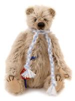 Plumps Mohair Teddy Bear by Clemens - 11cm - 10.010.012