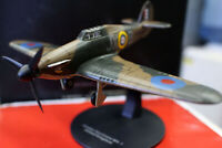New 1:72 Scale WWII UK Air Force Hawker Hurricane Mk.1 Aircraft Diecast Model