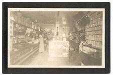 1907/13 ESBON KANSAS STORE INTERIOR OLD PHOTO * NOW FREE SHIP & * ON SALE * AD53