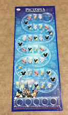 DISNEY PICTOPIA Board Game Replacement Piece Part GAME BOARD ONLY