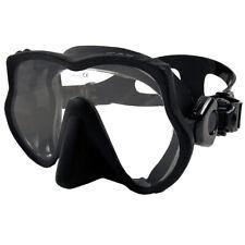 Devil Raven Frameless Scuba Diving Mask Spearfishing Snorkeling Freediving