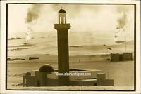 Original Photograph, Oil field and a Mosque in the foreground , Abu Dhabi 1975