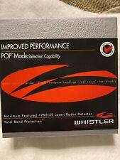 New listing Pop mode 1793 Se Laser/radar Detector Whistler